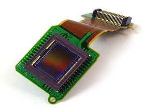 CCD и CMOS камеры для микроскопов