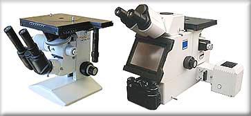 Микроскопы Метам